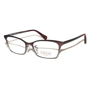 Coach Eyeglasses HC 5041 Terri 9141 Satin Burgundy